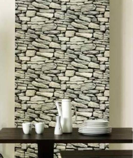 Revestimientos acabado piedra inspirate en ellos serrano for Piedra para muros interiores