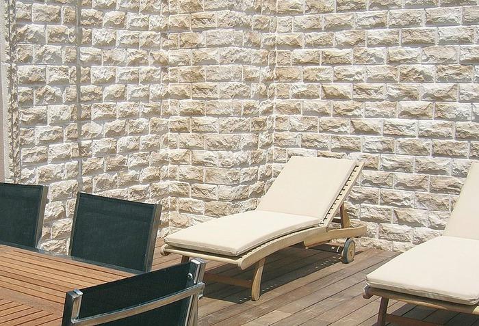 Revestimientos acabado piedra inspirate en ellos serrano for Tipos de piedras para paredes exteriores