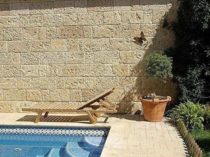 Revestimientos acabado piedra inspirate en ellos serrano - Revestimientos para paredes exteriores en piedra ...
